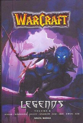WARCRAFT Legends  tome 2 Knaak Kim en français MANGA