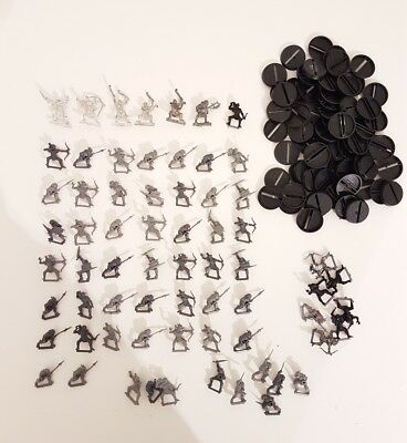 Games workshop lord of the rings moria goblins metal and plastic x 67
