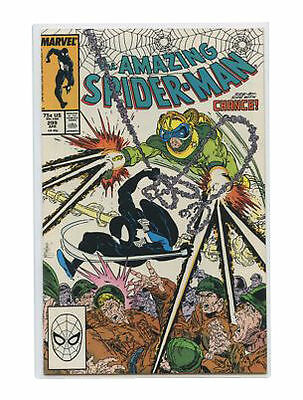 The Amazing Spider-Man #299 (Apr 1988, Marvel) Venom cameo VF/VF+