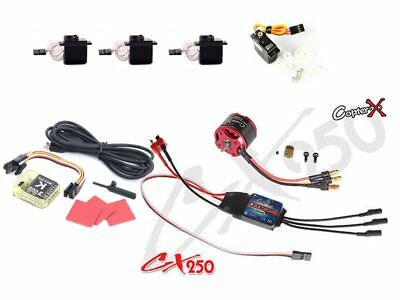 CopterX CX250EPP-FBL-V3 250 Class Flybarless DFC Helicopter Electronic Parts