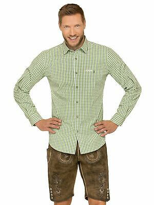 Stockerpoint Traditional Shirt Long Sleeve Comfort Fit Campos3 Kiwi