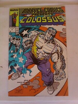 marvel comics presents #11 COLOSSUS ANT MAN  VF/NM