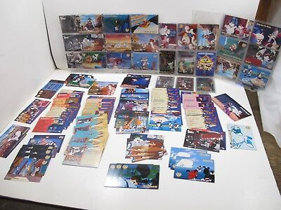 300+ Animaniacs Trading Cards Collectible Cards. (GC2)