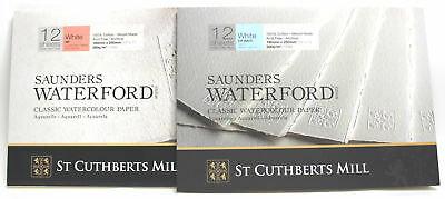 Saunders Waterford 300gsm Pad . Choose Your Grade/ Size