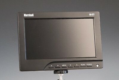 "Marshall M-CT7  7"" Portable Camera-Top LCD Field Monitor"