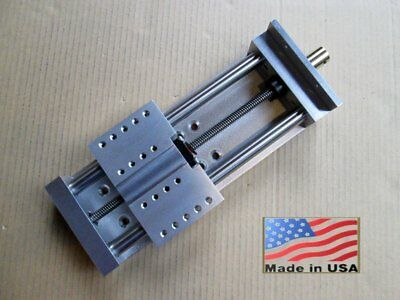 """Z Axis 5.5"""" ++ Fast-Travel ++ ANTI-BACKLASH ++ Linear Slide CNC Router Actuator"""