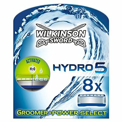 Wilkinson Sword Hydro Groomer Power Select Rasierklingen Schwert Herrenrasierer