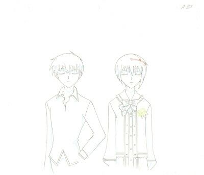 Anime Douga not Cel Fruits Basket  #49