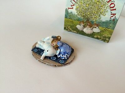 Wee Forest Folk M-356  JUMBO PILLOW, FairyTales Special -  MINT in Box