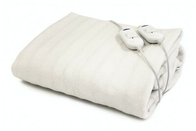 Jason Fully Fitted Machine Washable Electric Blanket (Single)