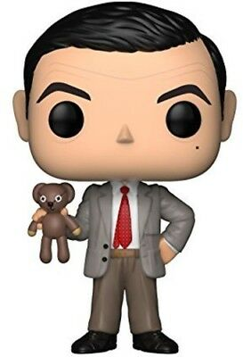 Mr. Bean - Funko Pop! Television (2018, Toy NUEVO)
