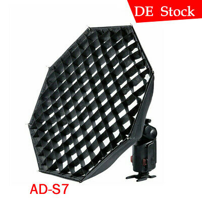 "Godox AD-S7 18"" Honeycomb Grid Softbox Diffusor Set for AD200 AD360II-C/N"