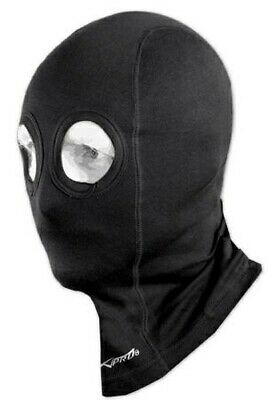 Face Mask Silk Balaclava  Motorcycle Head Cover Under Helmet Ski Cyclist Moped