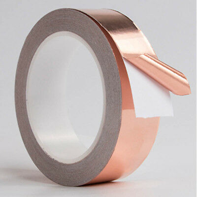 30mm*4m Conductive Slug Tapes With Single Adhesive Copper Foil Tape