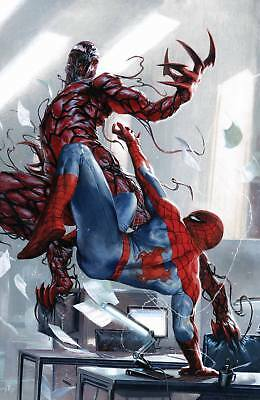 Spectacular Spider-Man #300 Gabriele Dell'Otto Virgin & Trade Set NM or better