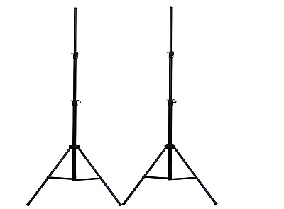 "2x Lichtstativ ""Pro""-Set Stative max. 305cm Ständer Stand *made in EU*"