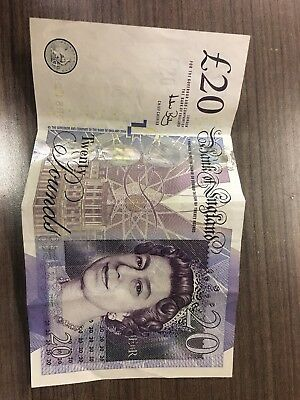 2006 Great Britain Bank of England 20 Pounds,