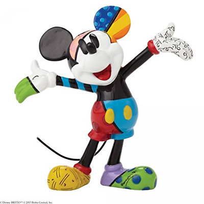 Disney Britto Mickey Mouse Mini Figurine
