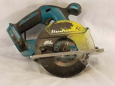 "Makita  XSC02 18V LXT Li-Ion Brushless Cordless 5-7/8"" Metal Cutting Saw ( 87742"