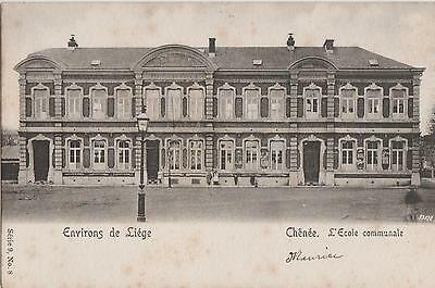 Chenee   L' Ecole  Communale