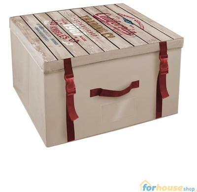 Baule trunk box california 50x40x30cm 7968 ordinet