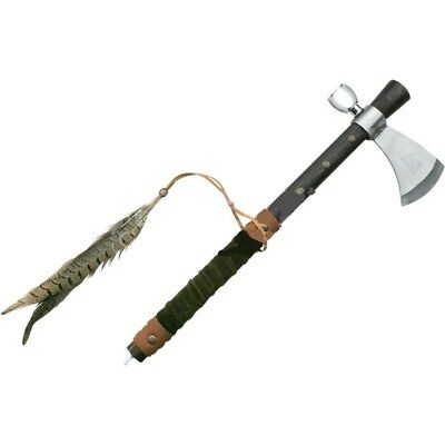 Tomahawk Axe Hatchet Indian Peace Pipe Replica Functional Pipe