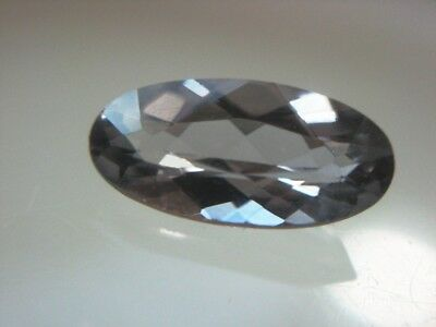 SPINELL  -  OVAL FACET  -  7,6x3,8 mm  -  0,57 ct.