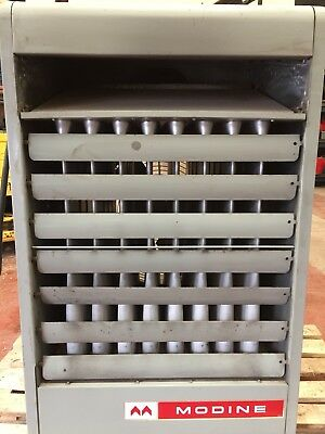 Large Modine Gas Fired Air Heater. Commercial/warehouse/garage Heater