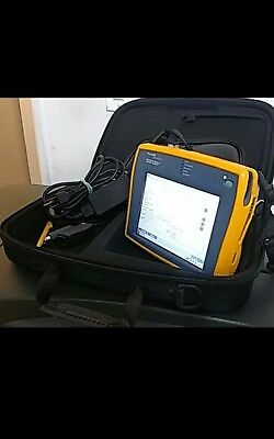 Fluke Networks Etherscope Series II 2 ES2 Network Assistant