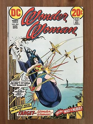 Wonder Woman 205 Origin Nubia Classic Bondage Cover Heck Nickcardy Dc