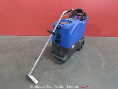 Clarke Nilfisk BEXT 100H Hot Water Carpet Extractor 120V 100PSI w/ Wand & Hose