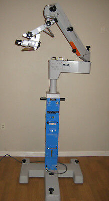 Zeiss Surgical Microscope OPMI 1-FC on Universal S2 Floor Stand