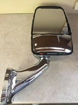 Velvac 713808 Chrome Passenger Side Deluxe Complete Assembly
