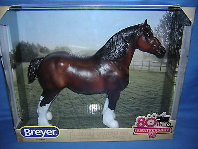 Exclusive NEW 2018 TSC 80th Anniversary Clydesdale Draft Mare ALBA