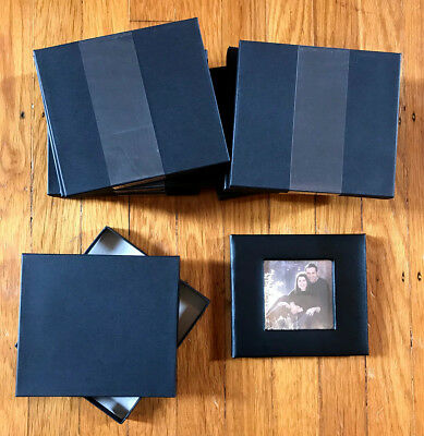 Leather CD/DVD Folio -- Perfect for Weddings or special occasion