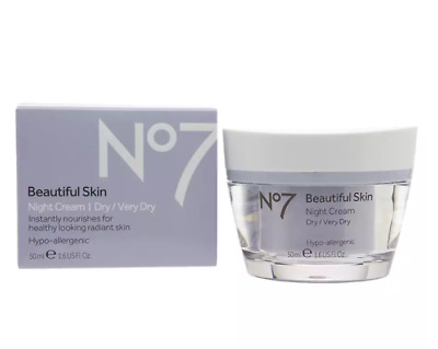 BOOTS No7 Beautiful Skin Day Cream - Dry / Very Dry, 1.6 fl oz Yes to Grapefruit Daily Facial Scrub 4 oz (Pack of 4)