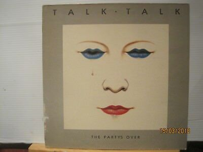 TALK TALK the party's over EMI 1982- free UK post