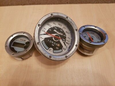 Malaguti F12 Clocks / Speedo Spares Or Repair