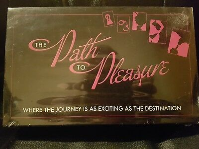 The Path To Pleasure Adult couples game.