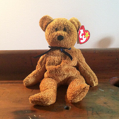 Fuzz Ty Beanie Baby Very Rare 1998 Collectible Orig Curly 1999, ALL Boys & Girls