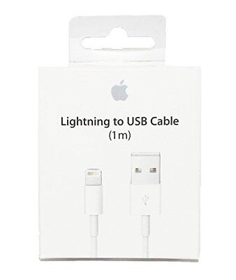 New Genuine Apple Lightning to USB Cable /1m for iPhone