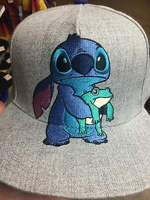 71d4e7bd544 Disney LILO AND STITCH SnapBack Hat. Brand New. One Size Fits All
