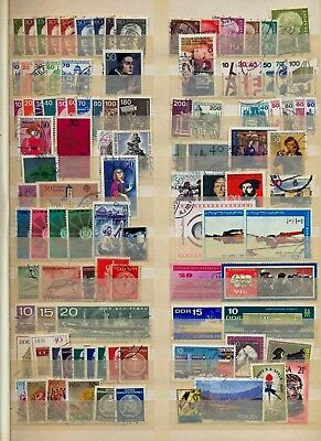 1330 Different Stamps Worldwide USED