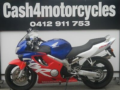 HONDA CBR 600 RR 1999 MODEL EXTREMELY CLEAN AND ORIGINAL W/ LOW ks $3690
