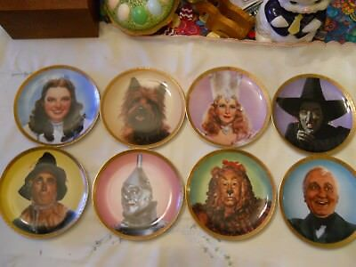 The Wizard of Oz: Portraits of Oz Plate Hamilton Collection
