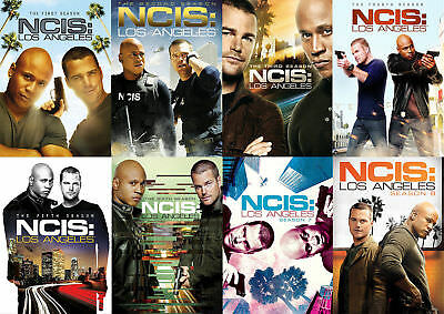NCIS LA Los Angeles Complete ALL Seasons 1-8 DVD Set Series Collection Show Lot