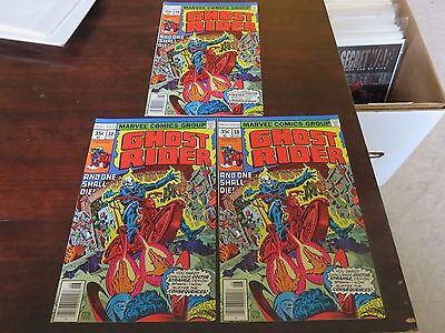 Ghost Rider #30 (Jun 1978, Marvel) NM 9.0 several available