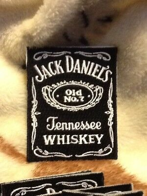 Vintage Jack Daniels Old No. 7 Tennessee Whiskey patch, nice