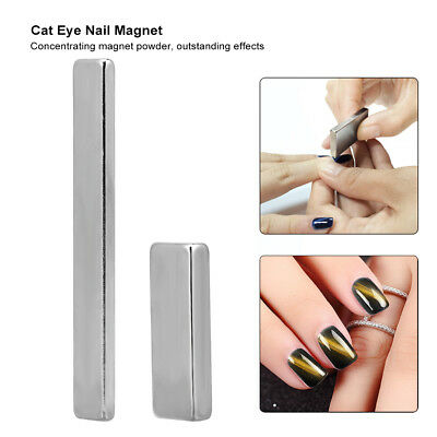 3D Effect Cat Eye Magnetic Polish UV Gel Magnet Stick Manicure Nail Art Tools