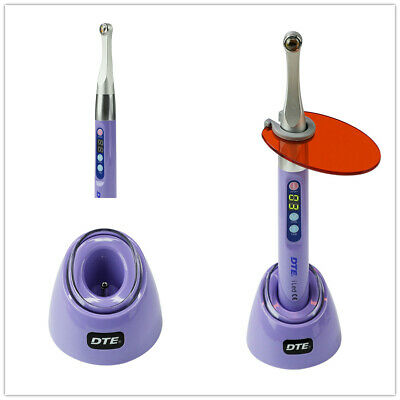 Dental Wireless 1 Sec i LED Curing Light Lamp Restoration iLED 2000mw